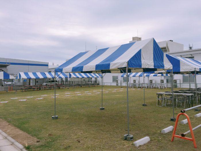 Tent テント篇