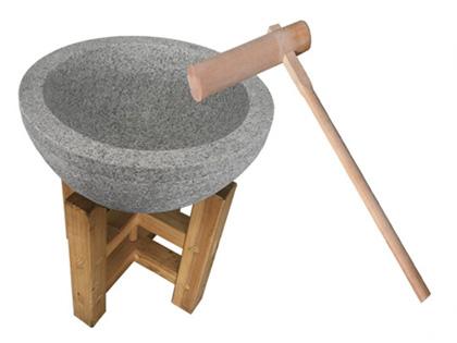 mochi pounding set
