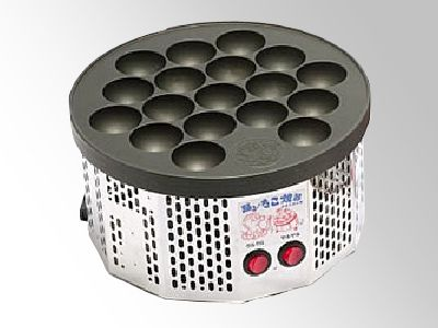 (English) Fun Ideas for Home Parties – The Takoyaki Machine