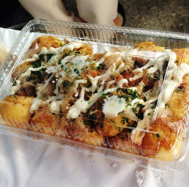 Have A Takoyaki Party At Your Next Event!