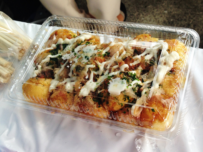 Satisfy Your Appetite in the Winter Months with some Japanese Street Food!