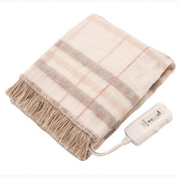 (English) Keep Warm for the Rest of the Winter with your Own Lap Blanket!