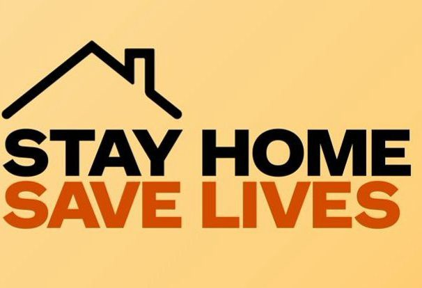 (English) Stay home, Save lives