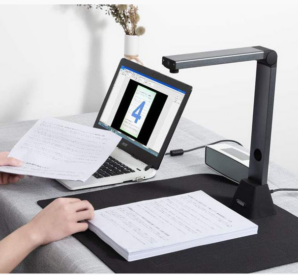 (English) Simple, Quick, Fast Document Scanner!!!