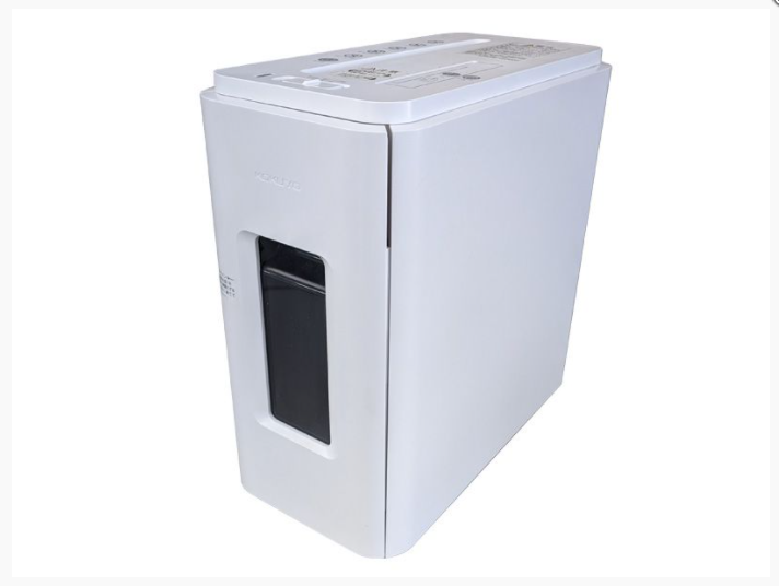 Working from Home Because of Corona Virus? Then this Compact Shredder is for you!