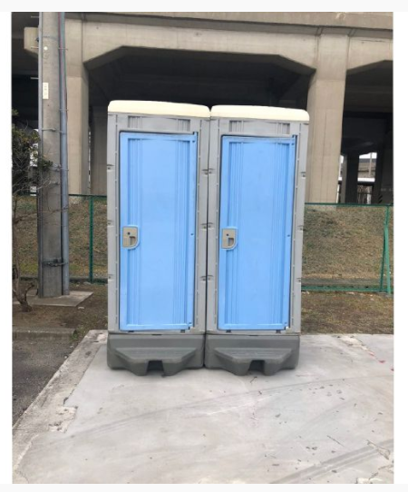 (English) Having these Porta Potties at Your Outdoor Events are a Must!