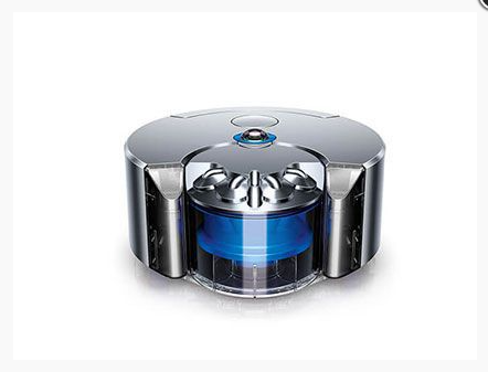 Save Time by Using this Fashionable, Robotic Vacuum Cleaner!!!
