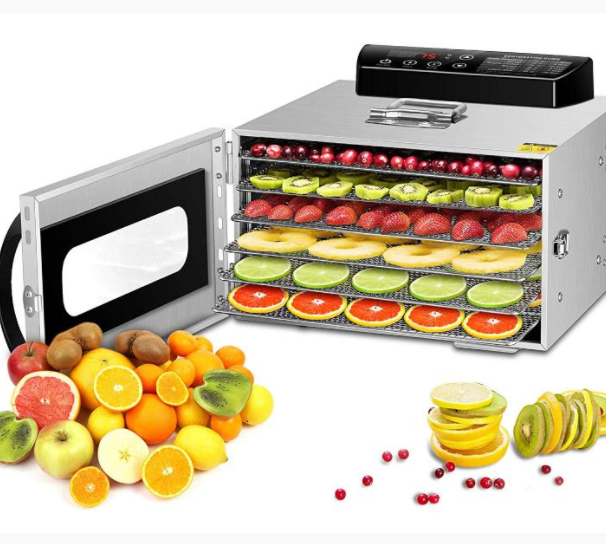 Stay Healthy During Lockdown with this Dried Fruit Maker!!!