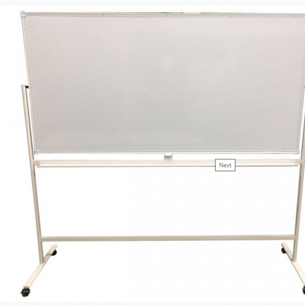 Look Professional Working from Home with this Whiteboard in your Background!!!