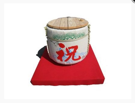 (English) Impress your Japanese Guests by Having a Kagamibiraki Event (Sake Barrel Opening)!!!