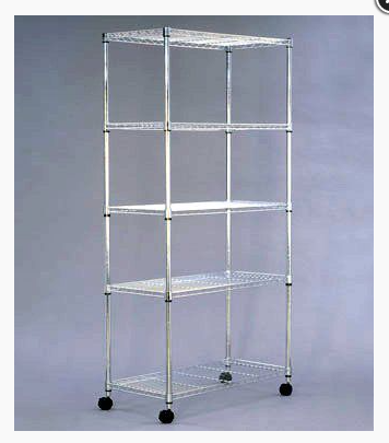 Keep your Event or Booth Organized with these Metal Racks!!!