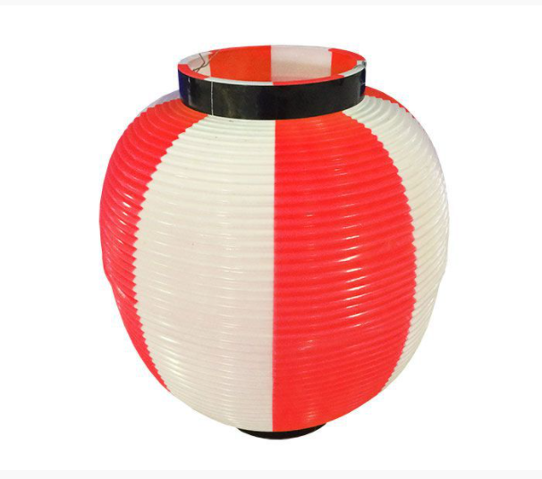 (English) Lighten up your Festival with these Festive Red & White Lanterns here at Event21!!!