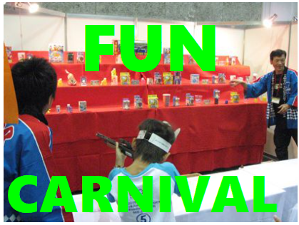(English) Make your own Little Carnival with this Great Cork Shooter Set from Event21!!!