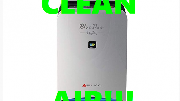 (English) Keep your Home Office's Air Fresh and Clean with this Air Purifier and Deodorizer!!!