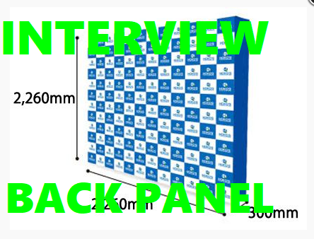 (English) If You are Looking to Rent Back Panels in Tokyo, Then Event21 is Your Place!!!