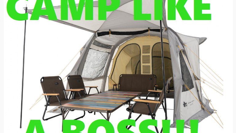 If You are Looking to Rent a Camping Tent in Tokyo, then Event21 is Your Place!!!