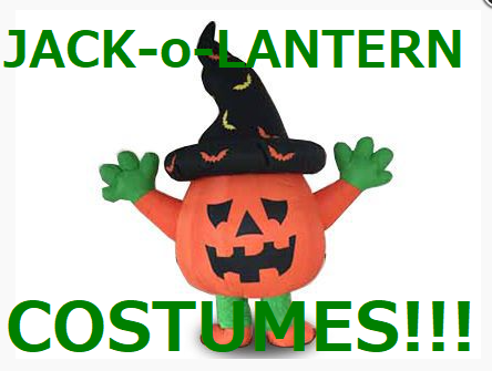 If You are Looking to Rent a Jack-O-Lantern Costumes in Tokyo, then Event21 is Your Place!!!