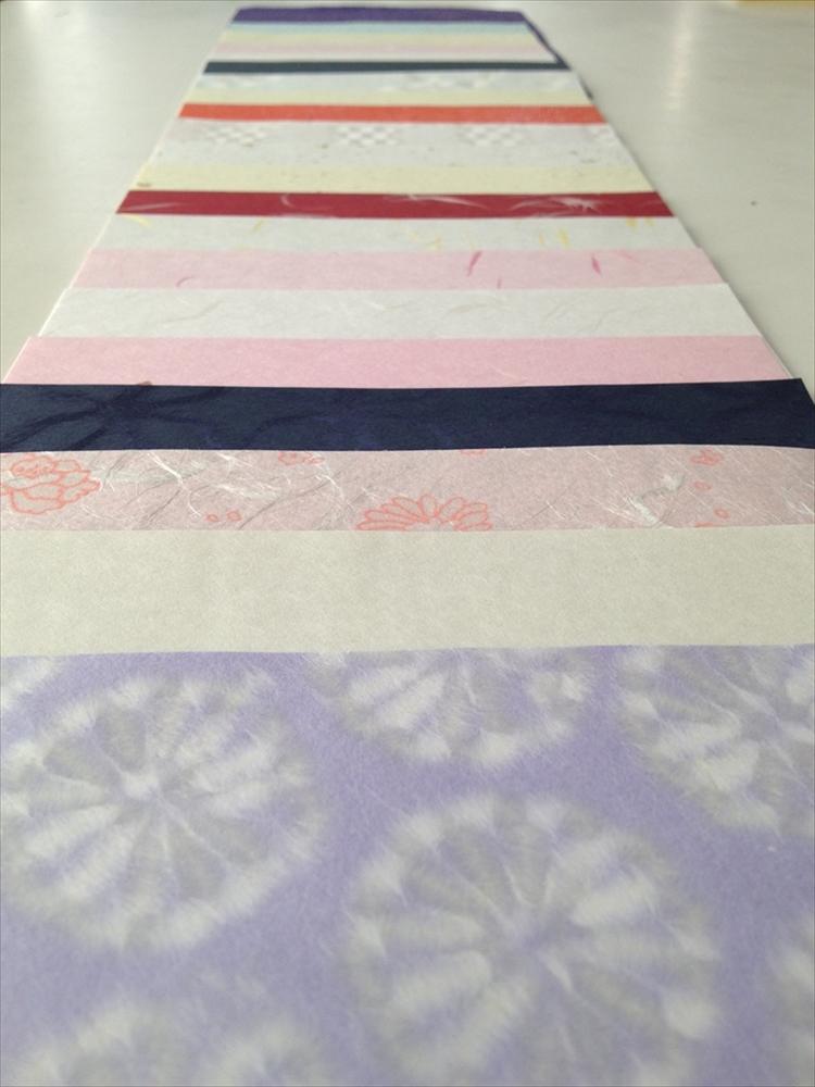 Echizen Washi Origami Paper Set(20 sheets) picture d